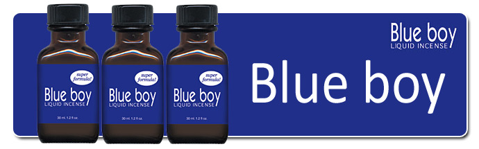 Blue Boy Poppers